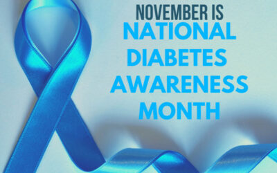 November is National Diabetes Awareness Month!