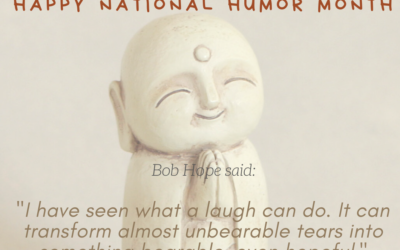 Happy National Humor Month