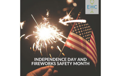 Happy Independence Day and Fireworks Safety Month!