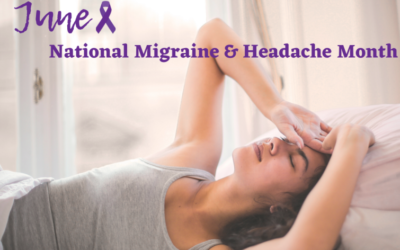 National Migraine and Headache Awareness Month