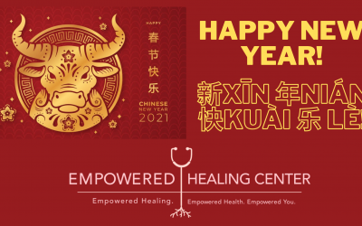Happy Year of the Golden Ox!