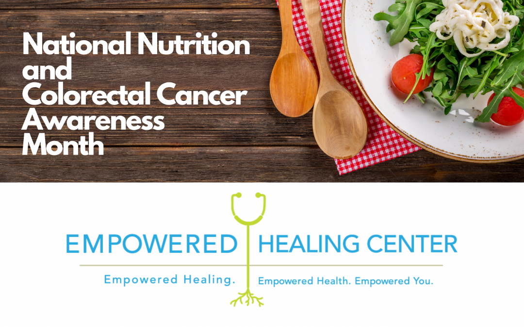 National Nutrition and Colorectal Awareness